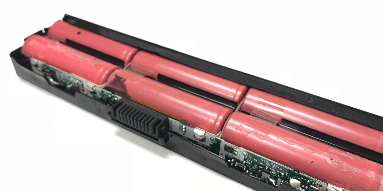 Diferenças entre baterias de notebook de 6 e 9 células