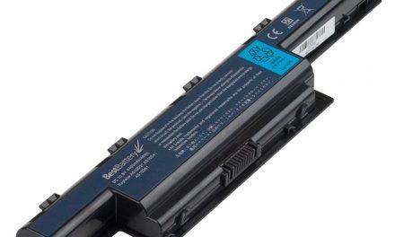 Como escolher bateria para notebook?