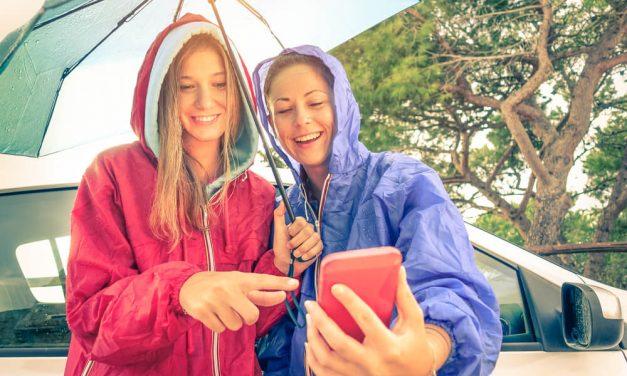 4 dicas para tirar foto na chuva e não estragar a câmera